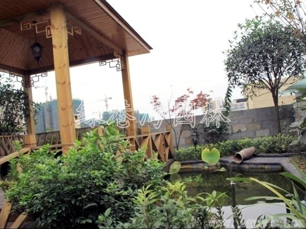 楼顶花园装修设计注意事项