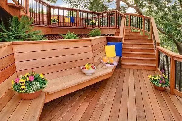 国外那些超美的花园/露台设计你心动了吗?